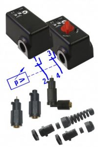 MDR 11 - MDR 11 Condor Pressure Switch