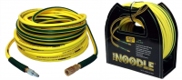 "4783QRRGOH - 1/4"" x 50 Ft Noodle Air Hose with Coupler and Plug"