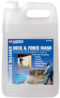 PW005000AV - Deck And Fence Wash