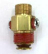 "CTRD1212-2PLUGS - Check Valve 1/2"" Comp X 1/2\"" Mpt"
