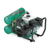 VLP1581727 - Wheeled Portable Oil-Free Air Compressor Parts