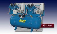 New Jenny Duplex Air Compressors