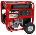 Homelite Portable Generators