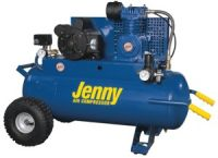 Jenny Single Stage (125 PSI) Electric Portable Compressor Parts
