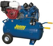 Jenny Wheeled Portable Gas Compressor Parts