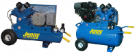 Jenny Wheeled Portable Compressor Parts