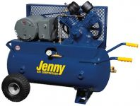 Jenny Two Stage (175 PSI) Electric Portable Compressor Parts