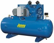 Jenny Two Stage Stationary Air Compressor Parts