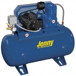 Jenny Single-Stage Simplex Climate Control Air Compressor Parts
