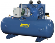 Jenny Two-Stage Simplex Climate Control Air Compressor Parts