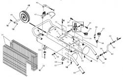 74002 - Air Compressor Parts schematic