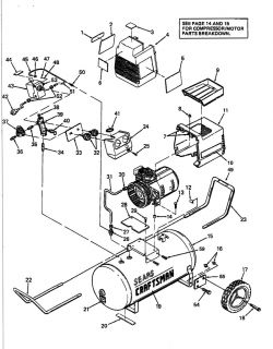 919.153230, 919.153330 - Air Compressor Parts schematic