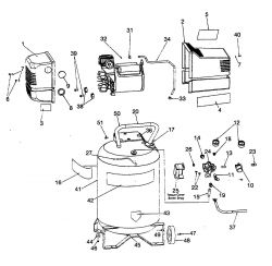 Portable Air  pressor Pump Parts 919155613 P 842612 further Parts For Kohler also Belt Deck Diagram Craftsman 42 Mower besides How to replace drive belt on Craftsman riding mower besides Wheel Horse Mower Deck Parts Diagram. on sears craftsman belts