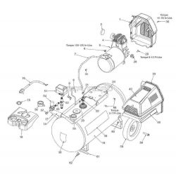 919.167342 - Air Compressor Parts schematic