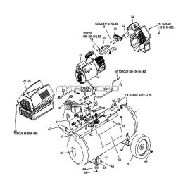919.167790 - Air Compressor Parts schematic