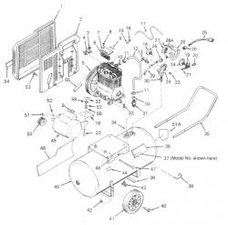 919.176730, 919.176830 - Air Compressor Parts schematic