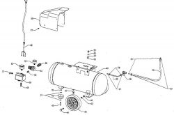 921.166390 - Air Compressor Parts schematic