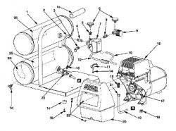 C17C040S1D101, C17C04051D101, S0170410, CS0170410 - Air Compressor Parts schematic