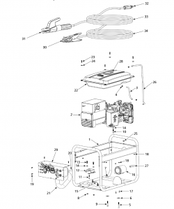 Radial Engine Tractor together with Gas  pressor Welder likewise Wiring Diagram 220 Air  pressor further Craftsman Welder Wiring Diagram further Craftsman 917270821 Wiring Diagram. on craftsman welder wiring diagram