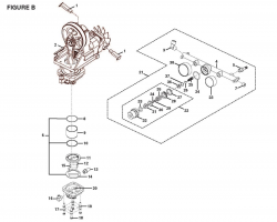 H301PL - Air Compressor Pump Parts schematic