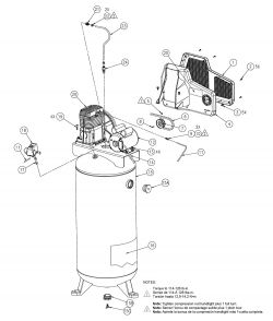 IL3106016 - Air Compressor Parts schematic