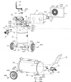 ILA1682066 - Air Compressor Parts schematic