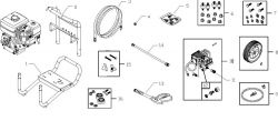 LP020298, 020298-0 - Pressure Washer Parts schematic