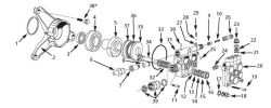 PM341000SJ - Pressure Washer Pump Parts schematic