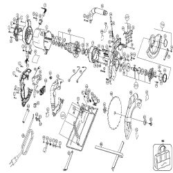 PC15CSLK - Circular Saw Parts schematic