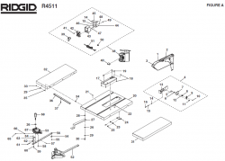 Ridgid r4511 table saw figure a parts mtr r4511 table saw parts schematic greentooth Image collections