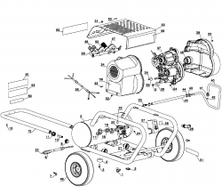 D55146 - Air Compressor Parts schematic