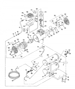 Wiring Diagram For Thomas  pressor on copeland compressor wiring diagram