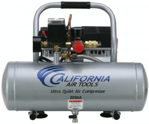 3/4 HP 2 Gal Ultra Quiet, Oil-Free Lightweight Air Compressor Parts - 2075A