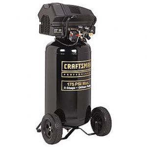 Portable Two-Stage Oil-Free Direct-Drive Electric Air Compressor Parts - 919.167780, 919.167783