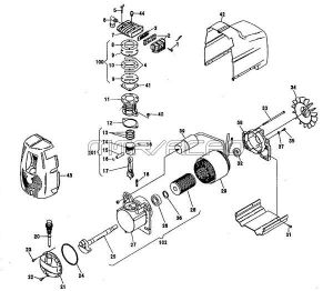 Air Compressor Pump Parts - CWC156