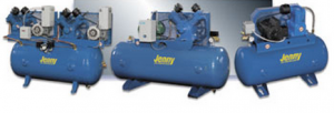 Jenny Climate Control Air Compressor Parts