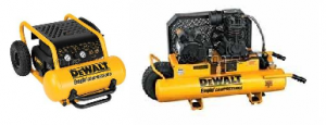 All DeWalt Air Compressor Parts