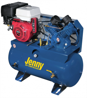 Jenny Two-Stage Service Vehicle Air Compressor Parts