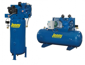Jenny Stationary Air Compressor Parts