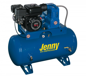 Jenny Single-Stage Service Vehicle Air Compressor Parts