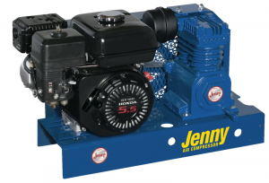 Jenny Gas Single-Stage Base Mounted Air Compressor Parts