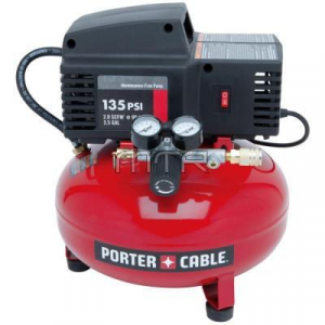 Portable Oil-Free Electric Air Compressor Parts - PCFP02003